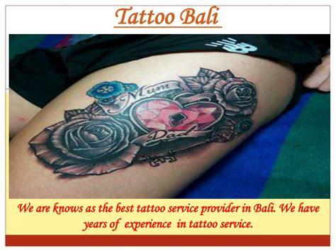 two guns tattoo bali ppt bali tattoo powerpoint presentation id 7439748