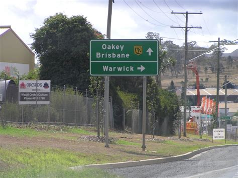 Mba St 39 by Road Photos Information Queensland Highway A39