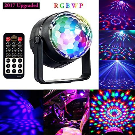 Rotating Magic Sound Activated Led Disco L buy projection effects lighting equipment accessories musical instruments for sale