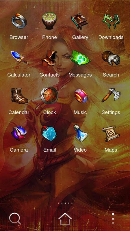 dota themes free download for android dota 2 theme free android theme download download the