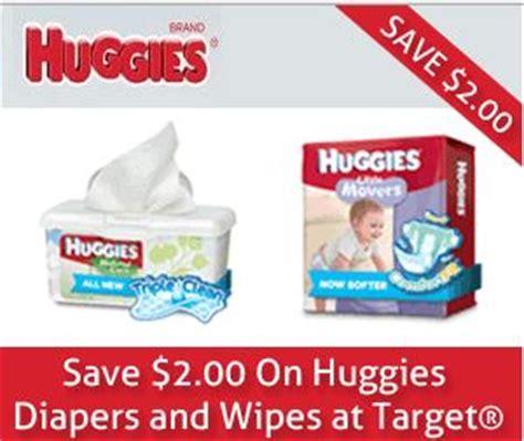 huggies printable coupons target new target huggies diapers wipes coupon frugal living nw