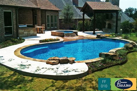 freeform pools freeform swimming pools premier pools spas