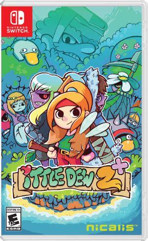Nintendo Switch Ittle Dew 2 ittle dew 2 for nintendo switch nintendo details