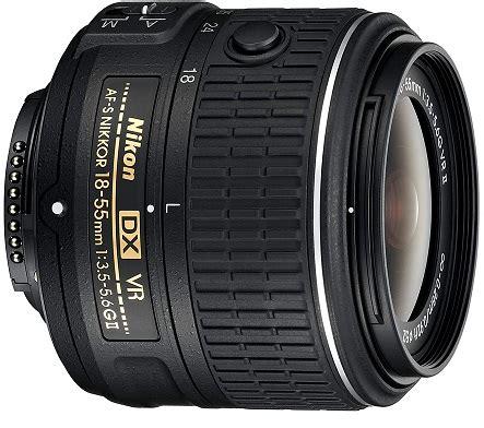 nikon af s dx nikkor 18 55mm f3.5 5.6g vr ii lens 2211 £