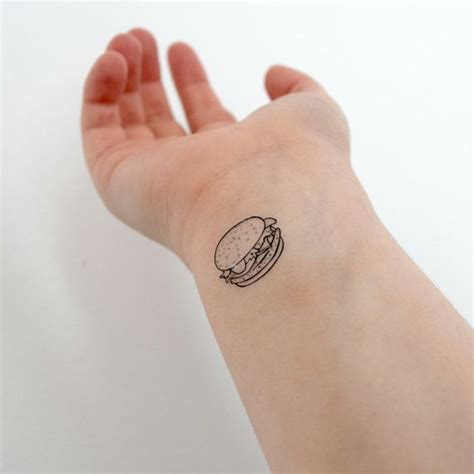 henna tattoo hamburg tiny idea tiny temporary set of 5 burger