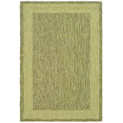 Safavieh DuraRug Green Area Rug & Reviews   Wayfair