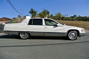 1996 Cadillac Fleetwood Brougham For Sale Mileage 107 800