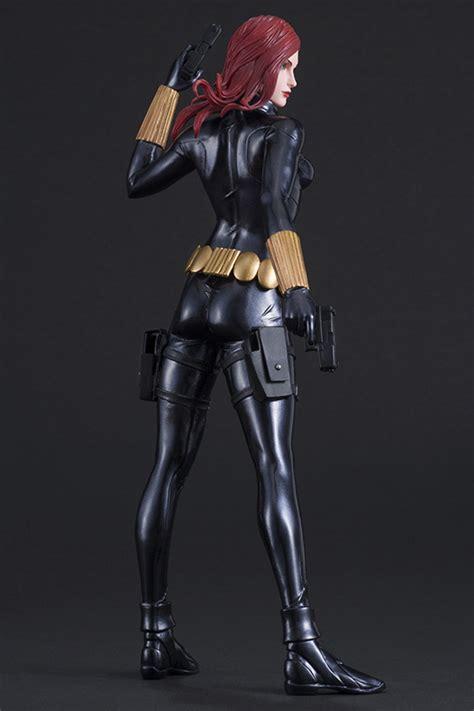 Kotobukiya Artfx Ironman Black Version Ori kotobukiya black widow marvel now artfx statue 1