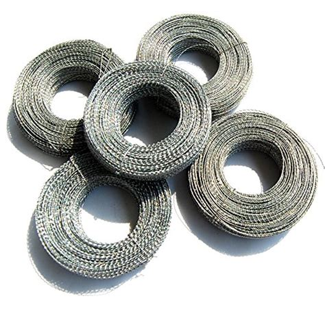 stainless steel wire lead seals zhengcheng r lead seal security seal bifilar meter