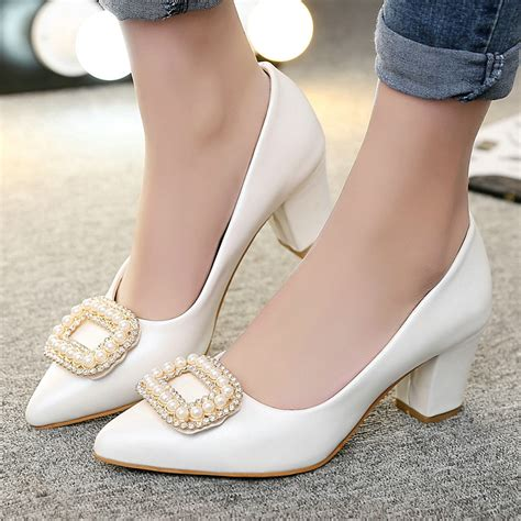 Wedding Shoes Size 11 by Large Size 11 12 Fashion Pointed Toe Wedding Shoes