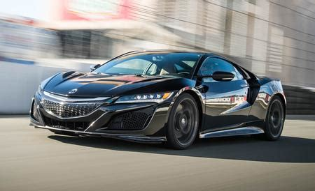 2017 acura nsx first drive – review – car and driver