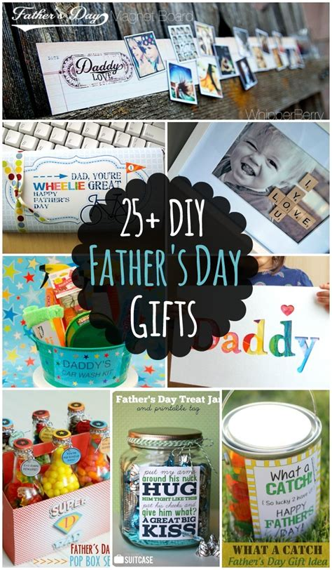 day gifts for 25 diy fathers day gift ideas lots of different diy