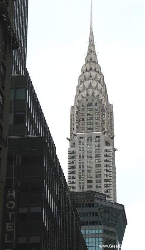 Gallery Of Ad Classics Chrysler Building William Van | gallery of ad classics chrysler building william van