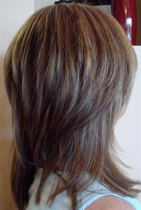 layered haircuts for thin hair back view cms shag haircuts fine and your most gorgeous looks medium