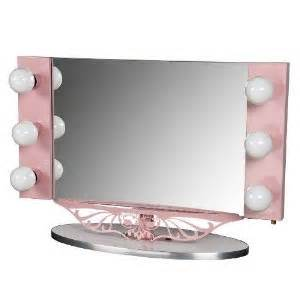 Vanity Table With Lighted Mirror Decorating Theme Bedrooms Maries Manor At Home Decorating Glam Style