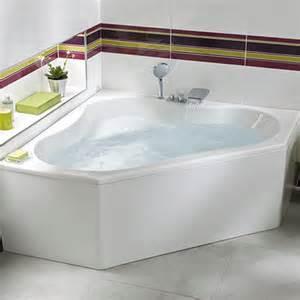 baignoires d angle salle de bains lapeyre