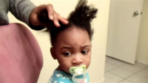 18 month girl haircut simple hair styling 1 year old hair youtube