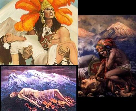 leyendas legends mil 8437624835 landscape popocatepetl ixta legend google search xicana leyendas b 250 squeda y