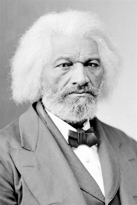 biography of frederick douglass those who profess to favor freedom and yet deprec by