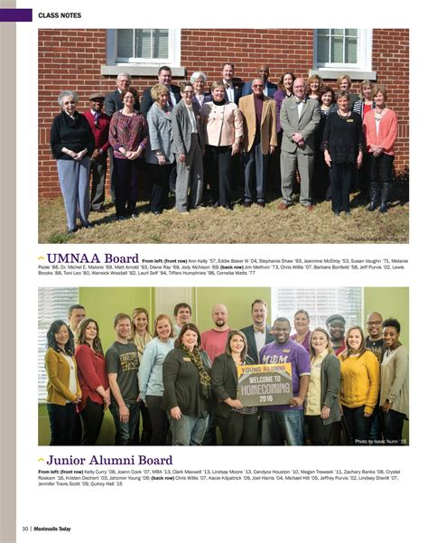 Montevallo Mba Program by Montevallo Today Summer 16 By Of
