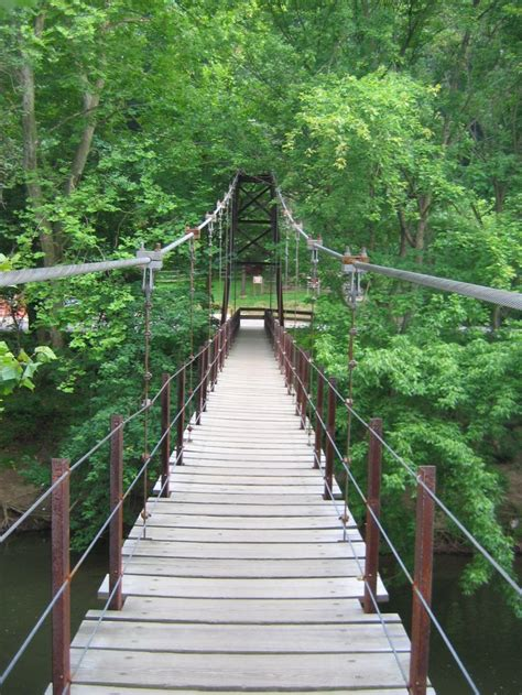 build swinging bridge how to build a swinging footbridge woodworking projects