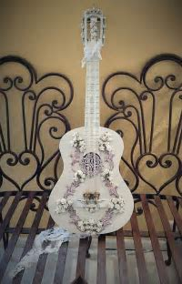 25 best Guitar decorations images on Pinterest   Guitar