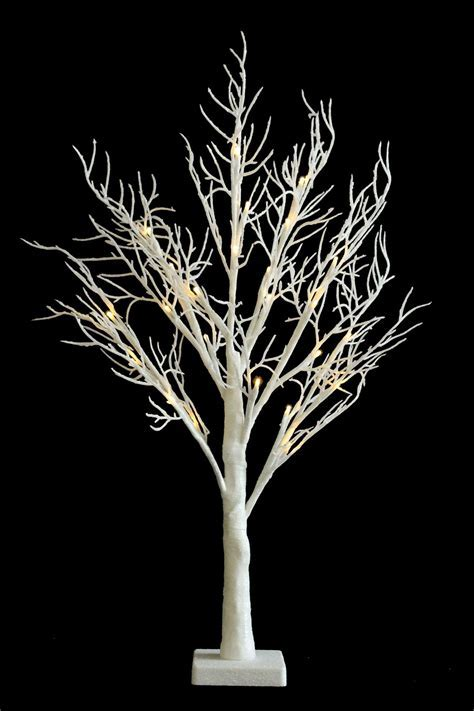 2ft Xmas / Easter / Baby Shower Twig Table Tree Warm White