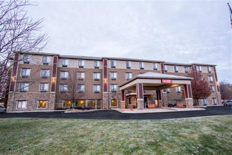 closest comfort inn excellent hotel close to white pine trail review of