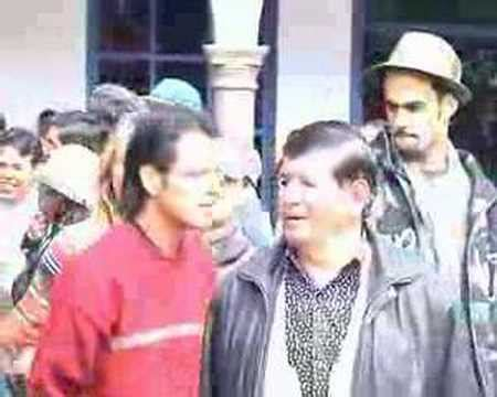 Cameron Diaz Offends Peruvians by Cameron Diaz En La Plaza De Armas Cusco Peru