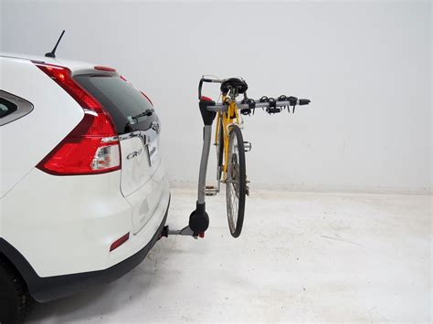 Bike Rack Honda Crv by 2016 Honda Cr V Yakima Ridgeback 4 Bike Rack 1 1 4 Quot And 2 Quot Hitches Tilting