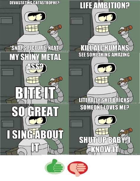 Bender Meme - futurama memes bender ツ memes that make me actually lol pinterest funny futurama meme