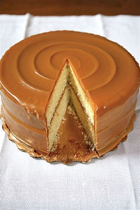 top 10 various desserts with caramel icing top inspired