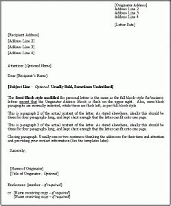Business Letter News Correct Letter Format Uk Best Template Collection