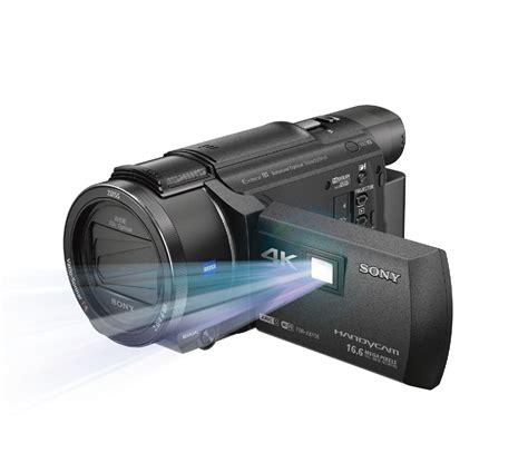 Sony Fdr Axp 55 4k Handycam With Built In Projector Hitam sony fdr axp55 4k handycam 64gb with built in projector pal