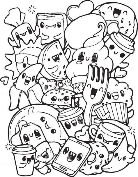 kawaii emu coloring page free printable coloring pages kawaii coloring pages free fresh food coloring pages