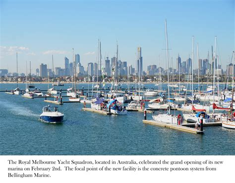 boat supplies port melbourne bmi1402 rmys yacht charter superyacht news