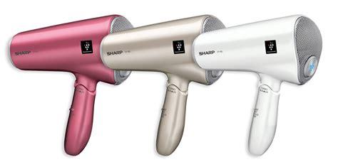 Hair Dryer Untuk sharp plasmacluster teknologi canggih untuk kesehatan dan