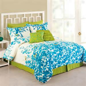 Blue And Green Bedding » Ideas Home Design
