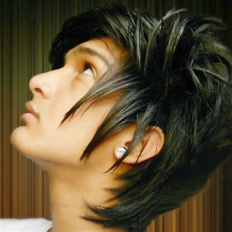 are emo hairstyles cool 19 emo hairstyles for guys