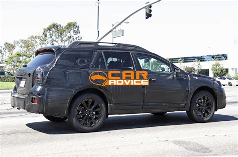 first gen subaru outback subaru outback next gen spied for the first time photos