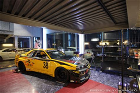 Garage R Japan Showroom Garage About Us Profile Gt R Tuning
