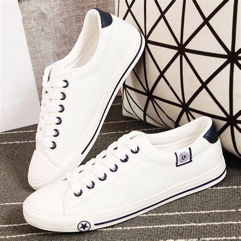 high quality new mens platform white shoes 2016 breathable