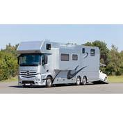 When It Comes To Camper Vans And RVs Mercedes Benz Proves Bigger Is