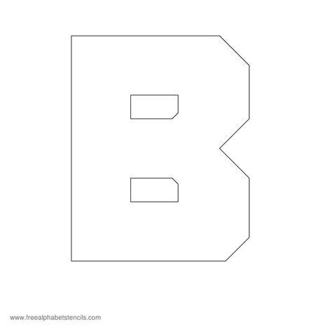 block letter template block letter stencils levelings