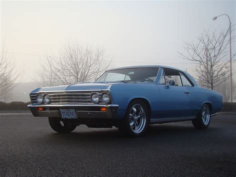 best wallpapers lattes 1967 chevy malibu ss side view