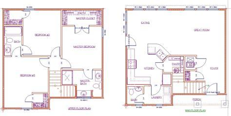 scott park homes floor plans floorplan 2914 scott custom homes by tompkins construction