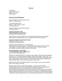 Custody Officer Sle Resume by Contract Security Guard Cover Letter