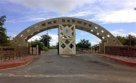 Tezpur Mba Cut by Top Universities Of Northeast India Education Nelive