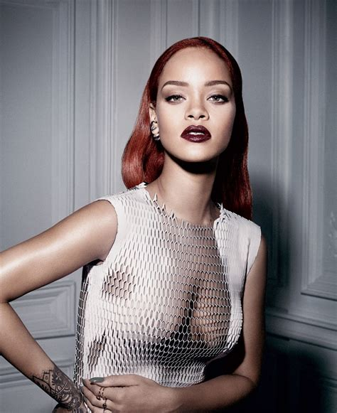 rihanna releases shoot images destiny magazine