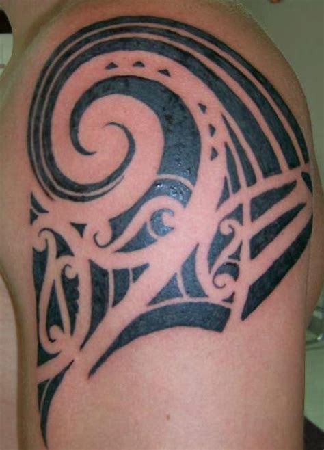 tribal wave tattoo designs 23 tribal wave tattoos